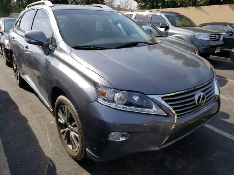 2014 Lexus RX 350 for sale at Auto Solutions in Maryville TN