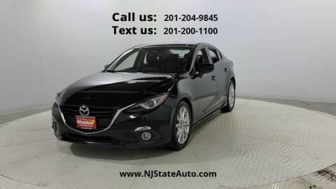 2016 Mazda MAZDA3 for sale at NJ State Auto Used Cars in Jersey City NJ