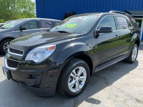 2015 Chevrolet Equinox for sale at FREDDY'S BIG LOT in Delaware OH