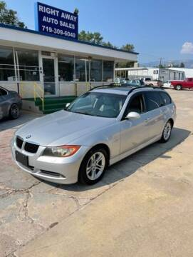2008 BMW 3 Series for sale at Right Away Auto Sales in Colorado Springs CO