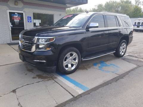 2015 Chevrolet Tahoe for sale at Motor City Automotive of Michigan in Flat Rock MI