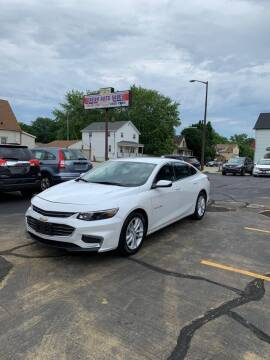 2018 Chevrolet Malibu for sale at Dream Auto Sales in South Milwaukee WI