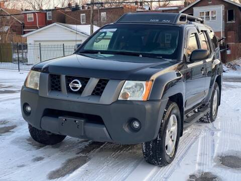 2005 Nissan Xterra for sale at IMPORT Motors in Saint Louis MO