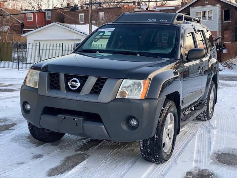 2005 Nissan Xterra for sale at IMPORT Motors in Saint Louis MO