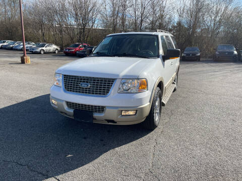 2005 Ford Expedition for sale at Certified Motors LLC in Mableton GA