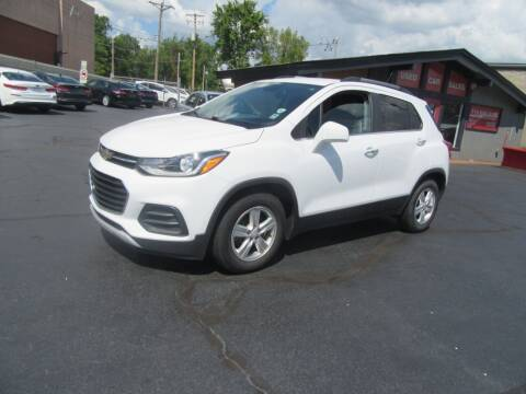2017 Chevrolet Trax for sale at Riverside Motor Company in Fenton MO