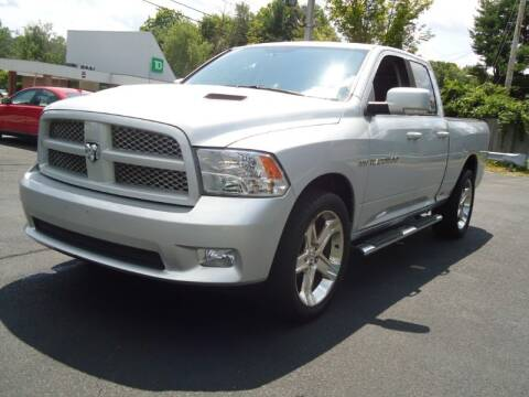 2011 RAM Ram Pickup 1500 for sale at 125 Auto Finance in Haverhill MA