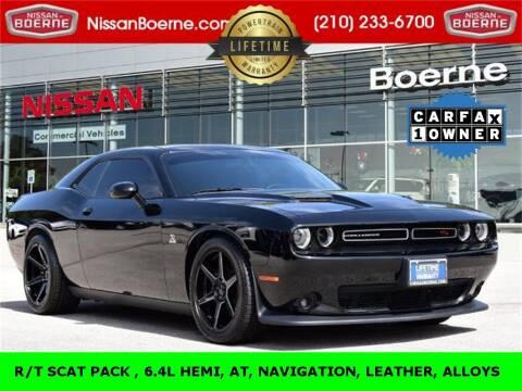 2018 Dodge Challenger for sale at Nissan of Boerne in Boerne TX