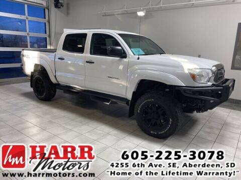 2015 Toyota Tacoma for sale at Harr's Redfield Ford in Redfield SD