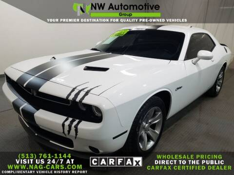 2019 Dodge Challenger for sale at NW Automotive Group in Cincinnati OH