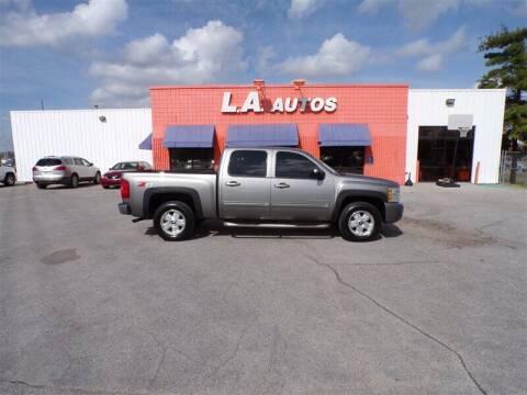 2012 Chevrolet Silverado 1500 for sale at L A AUTOS in Omaha NE