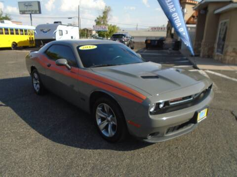 2017 Dodge Challenger for sale at Team D Auto Sales in Saint George UT