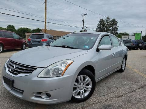 2011 Nissan Altima for sale at J's Auto Exchange in Derry NH