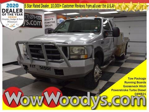 2004 Ford F-350 Super Duty for sale at WOODY'S AUTOMOTIVE GROUP in Chillicothe MO