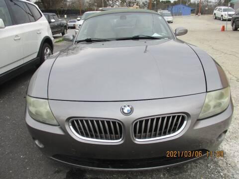 2005 BMW Z4 for sale at Atlantic Motors in Chamblee GA