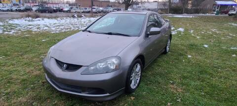 2006 Acura RSX for sale at Cleveland Avenue Autoworks in Columbus OH