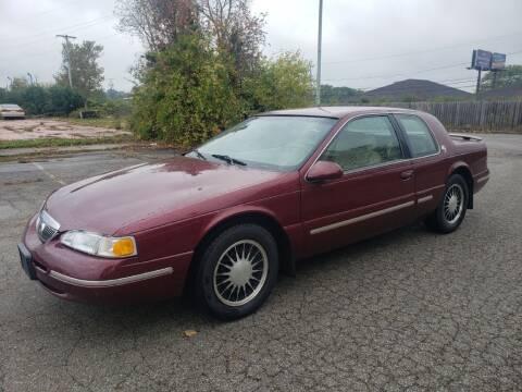 1997 Mercury Cougar for sale at REM Motors in Columbus OH