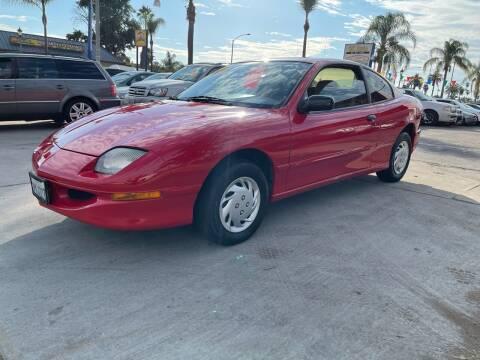 1996 Pontiac Sunfire for sale at 3K Auto in Escondido CA