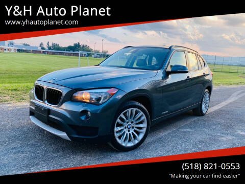 2014 BMW X1 for sale at Y&H Auto Planet in West Sand Lake NY