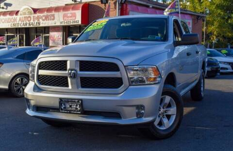 2017 RAM Ram Pickup 1500 for sale at Foreign Auto Imports in Irvington NJ