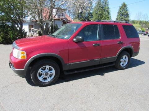 2003 Ford Explorer for sale at Triple C Auto Brokers in Washougal WA