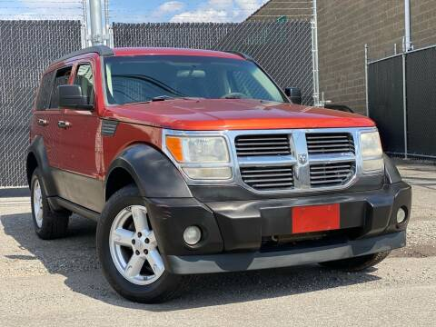 2007 Dodge Nitro for sale at Illinois Auto Sales in Paterson NJ