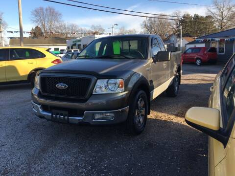 2004 Ford F-150 for sale at Antique Motors in Plymouth IN