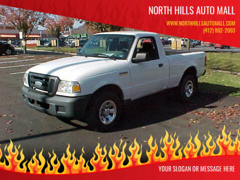 2007 Ford Ranger for sale at North Hills Auto Mall in Pittsburgh PA