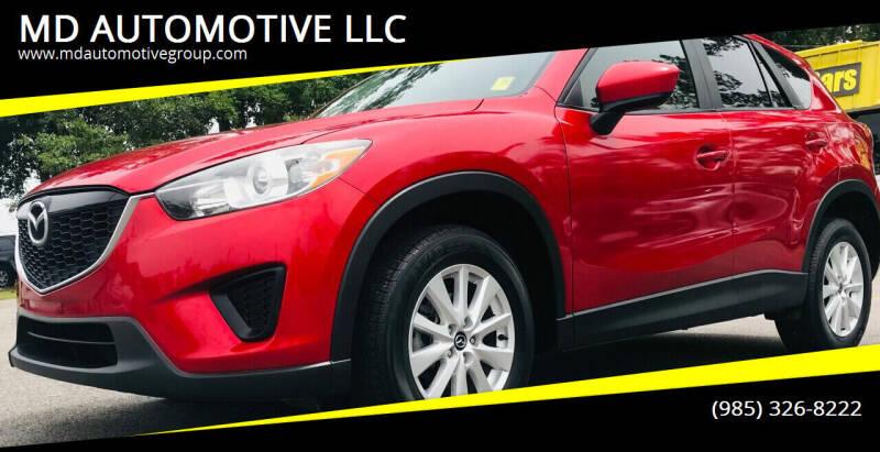 2014 Mazda CX-5 for sale at MD AUTOMOTIVE LLC in Slidell LA