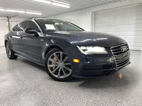 2014 Audi A7 for sale at Hi-Way Auto Sales in Pease MN