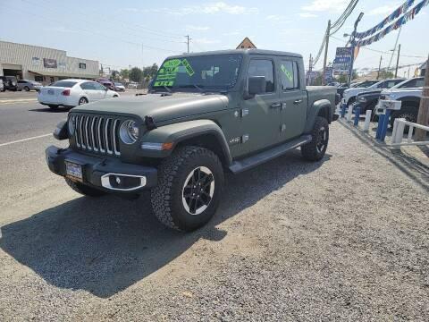 2020 Jeep Gladiator for sale at La Playita Auto Sales Tulare in Tulare CA