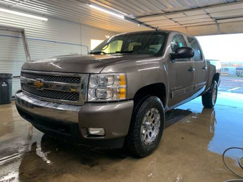 2013 Chevrolet Silverado 1500 for sale at Northern Car Brokers in Belle Fourche SD