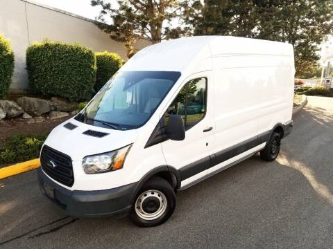 2016 Ford Transit Cargo for sale at SS MOTORS LLC in Edmonds WA