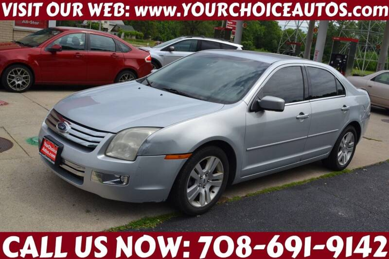 2006 Ford Fusion for sale at Your Choice Autos - Crestwood in Crestwood IL