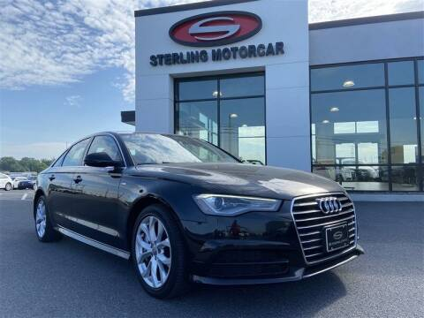 2017 Audi A6 for sale at Sterling Motorcar in Ephrata PA