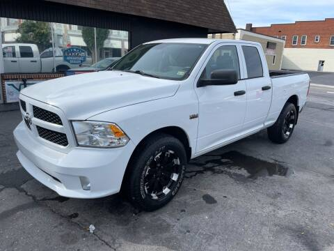 2014 RAM Ram Pickup 1500 for sale at East Main Rides in Marion VA