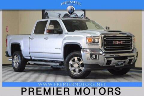 2018 GMC Sierra 2500HD for sale at Premier Motors in Hayward CA