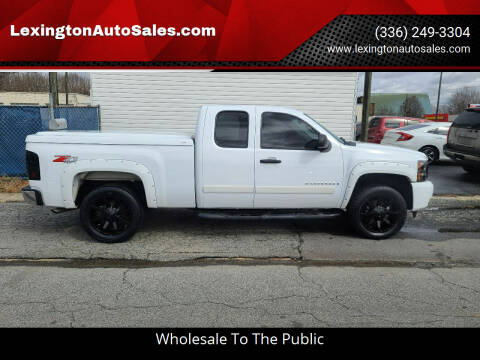 2008 Chevrolet Silverado 1500 for sale at LexingtonAutoSales.com in Lexington NC