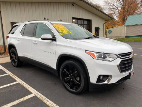 2018 Chevrolet Traverse for sale at Kubly's Automotive in Brodhead WI