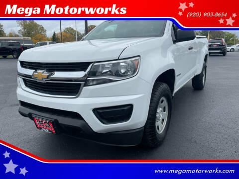 2018 Chevrolet Colorado for sale at Mega Motorworks in Appleton WI