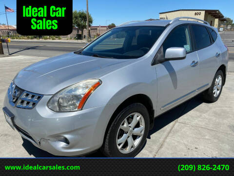 2011 Nissan Rogue for sale at Ideal Car Sales in Los Banos CA