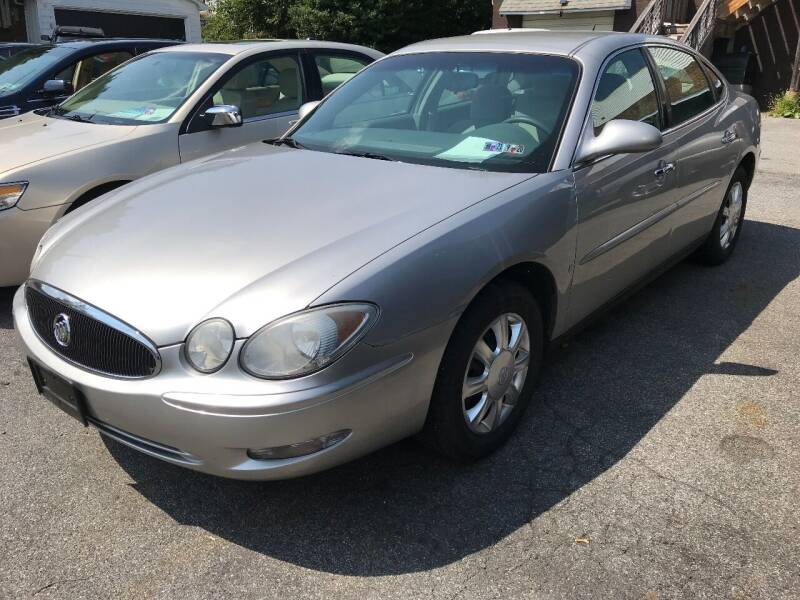 2006 Buick LaCrosse for sale at TNT Auto Sales in Bangor PA