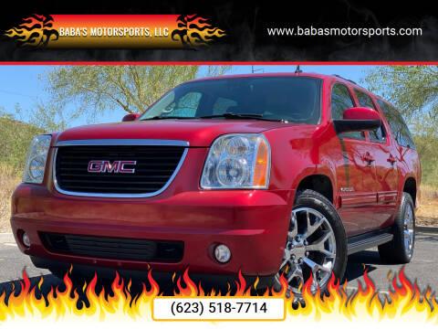 2014 GMC Yukon XL for sale at Baba's Motorsports, LLC in Phoenix AZ