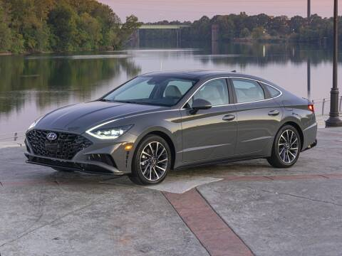 2021 Hyundai Sonata for sale at Metairie Preowned Superstore in Metairie LA