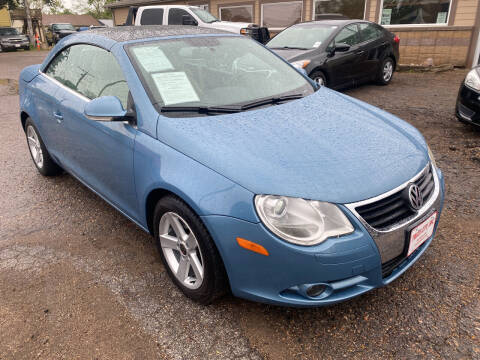 2007 Volkswagen Eos for sale at Truck City Inc in Des Moines IA