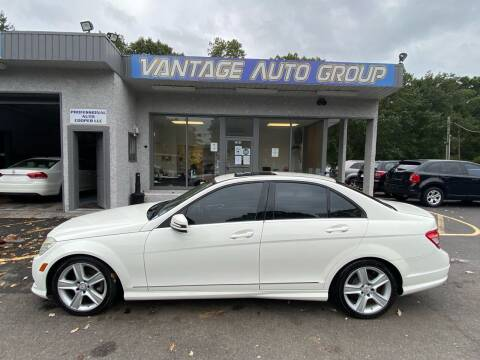 2010 Mercedes-Benz C-Class for sale at Vantage Auto Group in Brick NJ