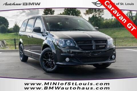 2020 Dodge Grand Caravan for sale at Autohaus Group of St. Louis MO - 40 Sunnen Drive Lot in Saint Louis MO
