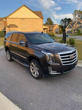 2017 Cadillac Escalade for sale at Legacy Motor Sales in Norcross GA