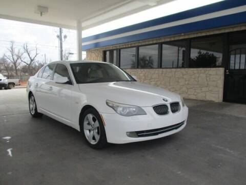 2008 BMW 5 Series for sale at CAR SOURCE OKC - CAR ONE in Oklahoma City OK
