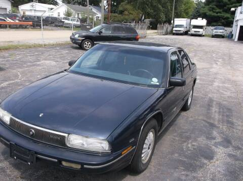 1991 Buick Regal for sale at M & N CARRAL in Osceola IN